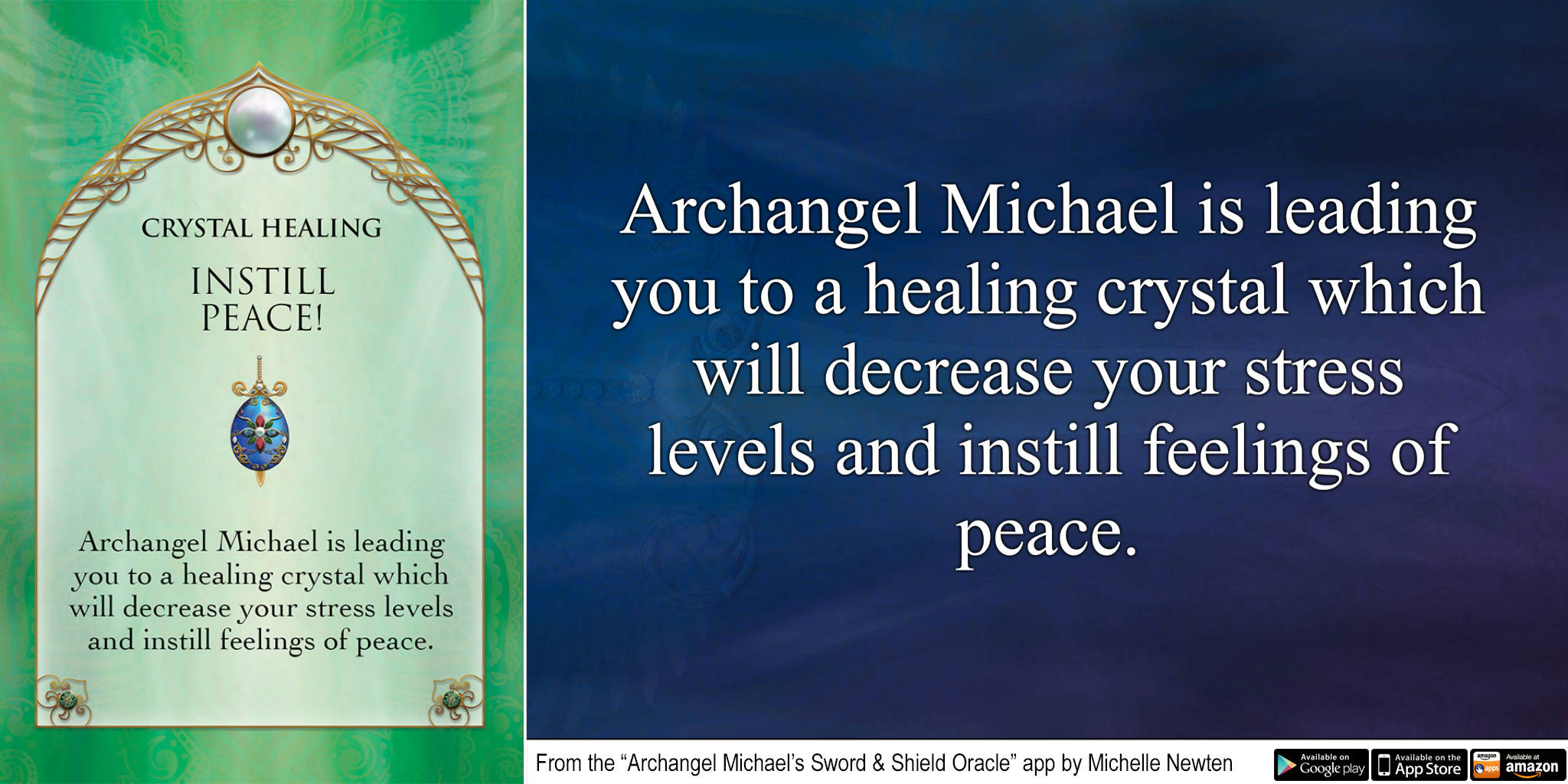Your reading from the 'Archangel Michael's Sword And Shield