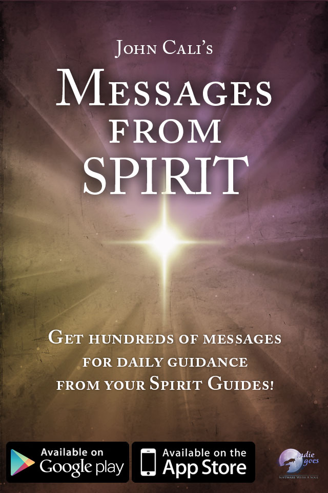 John Cali's Messages From Spirit Released!