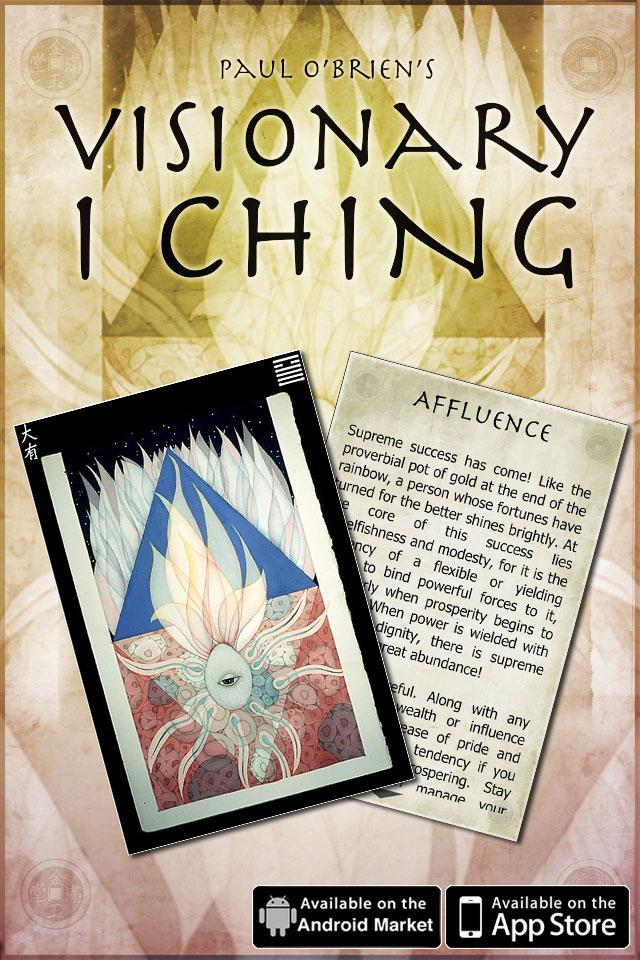 Paul O'Brien's Visionary I Ching