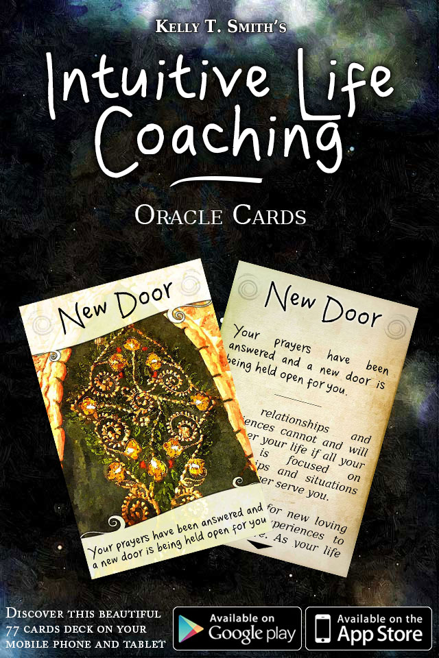 Intuitive Life Coaching Oracle Cards Released!
