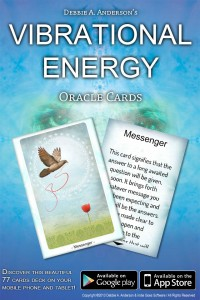Vibrational Energy Oracle Cards Mobile App For Iphone
