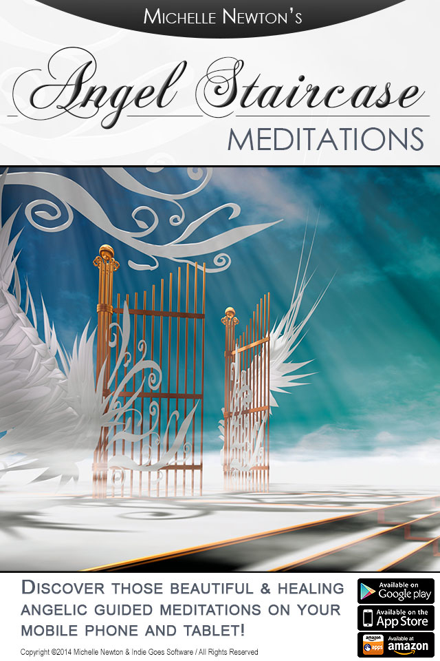 Angel Staircase Guided Meditations Released!