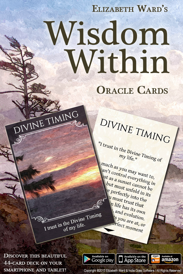 Wisdom Within Oracle Cards app released!