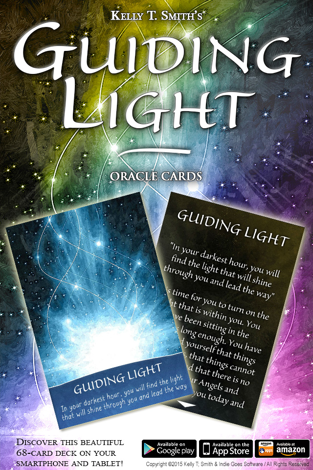 Guiding Light Oracle Cards Released!