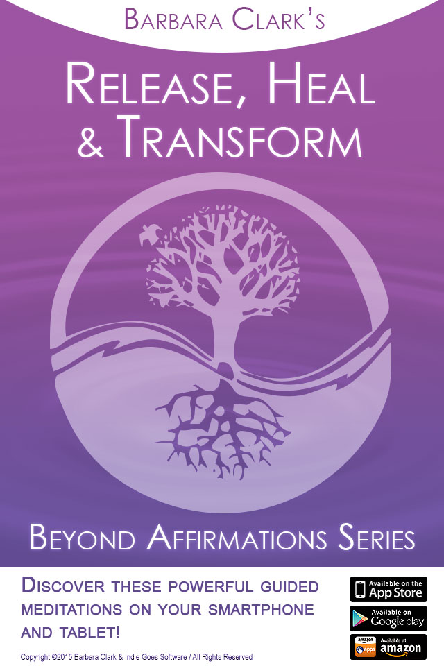 Release, Heal & Transform Meditations App Released!