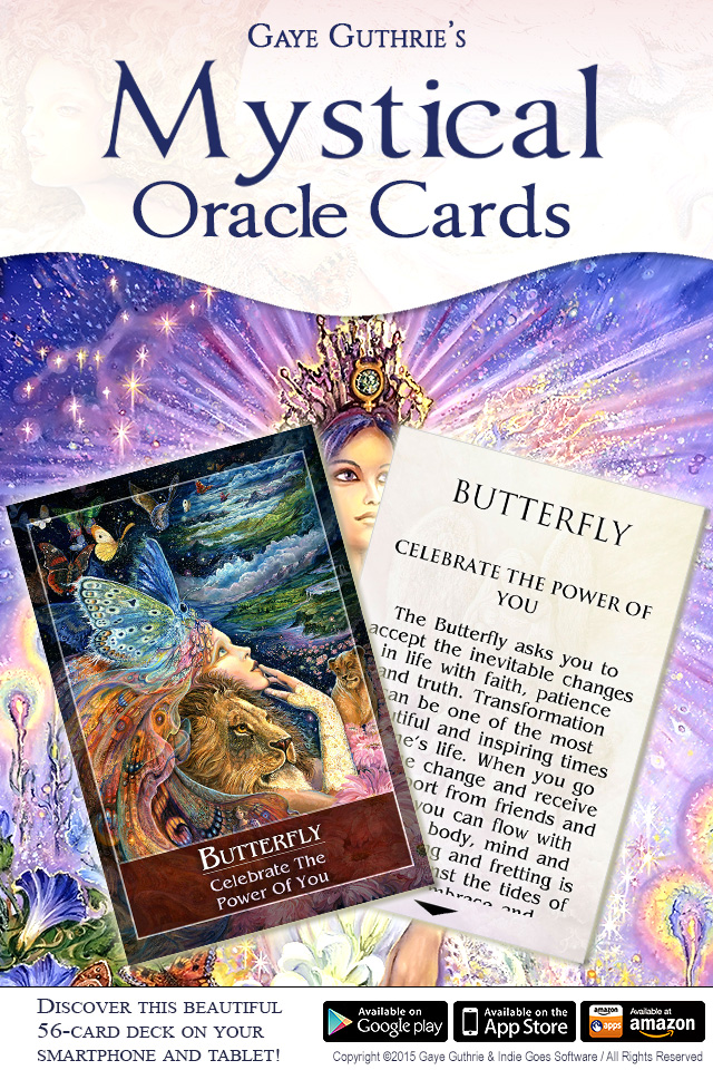 Mystical Oracle Cards Now Available!