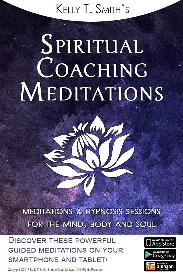 Spiritual Coaching Meditations app now available on Android, iOS and Amazon!