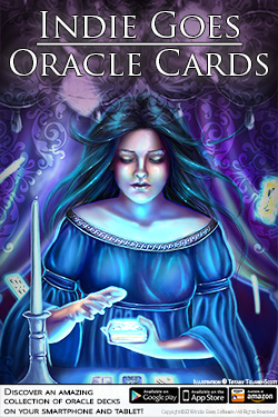 Free Reading Self-Love Oracle Cards - Indie Goes Software
