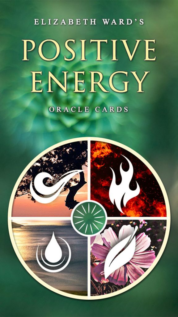 Positive Energy Oracle Cards released!