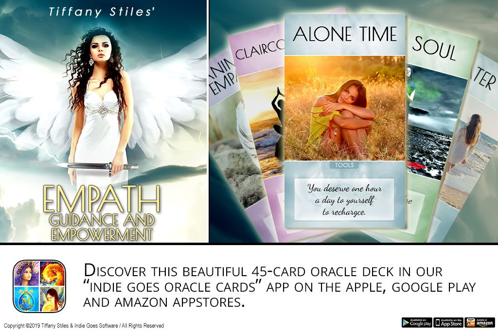 Empath Guidance & Empowerment deck released!